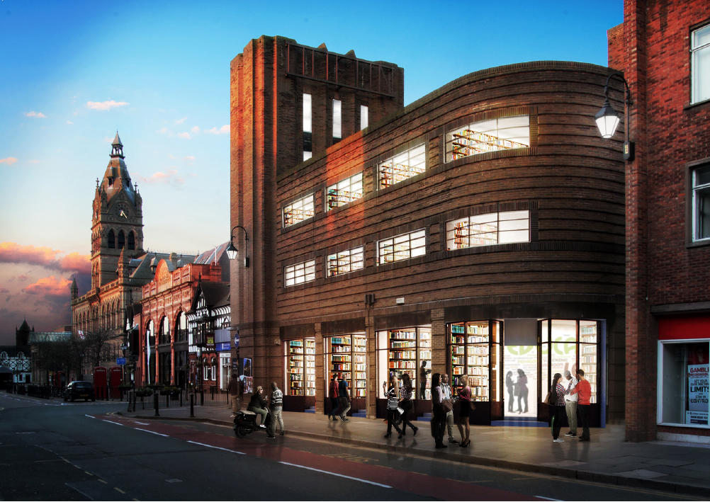 storyhouse chester name revealed for new cultural centre the chester 905