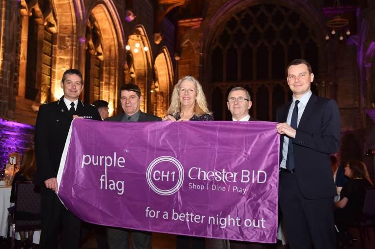 1. Purple Flag - key partners